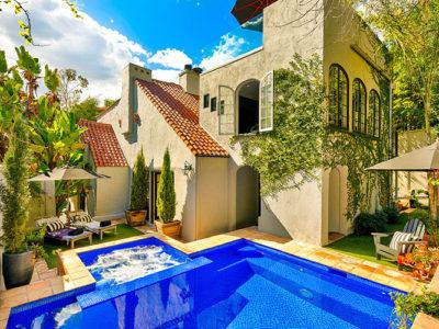 Chaplin Sunset Villa