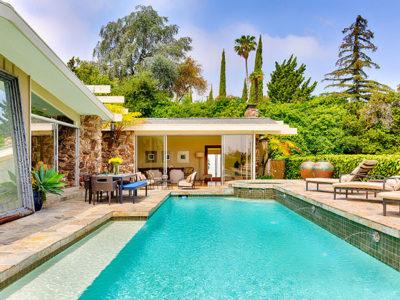 Hollywood Hills Mid Century Modern