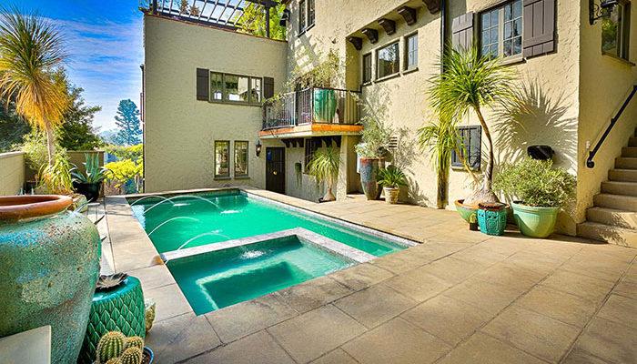 Villa Knoll Hollywood Hills